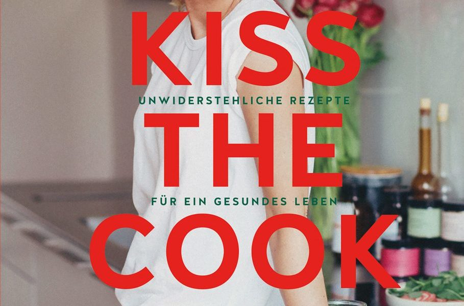 Buchcover Kiss the cook