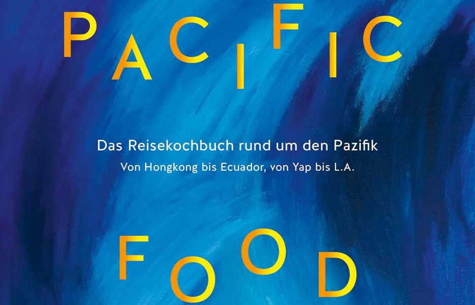 Buchcover Pacific Food