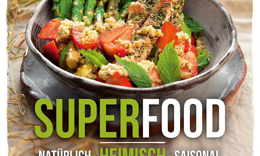 Buchcover Superfood